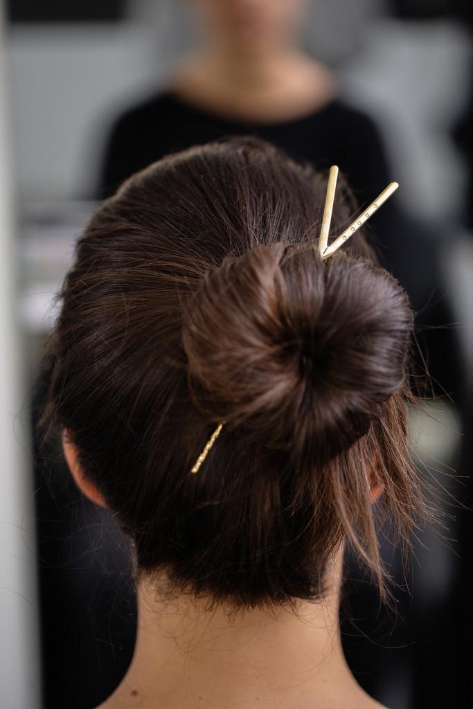 Gioiello per capelli n. 1