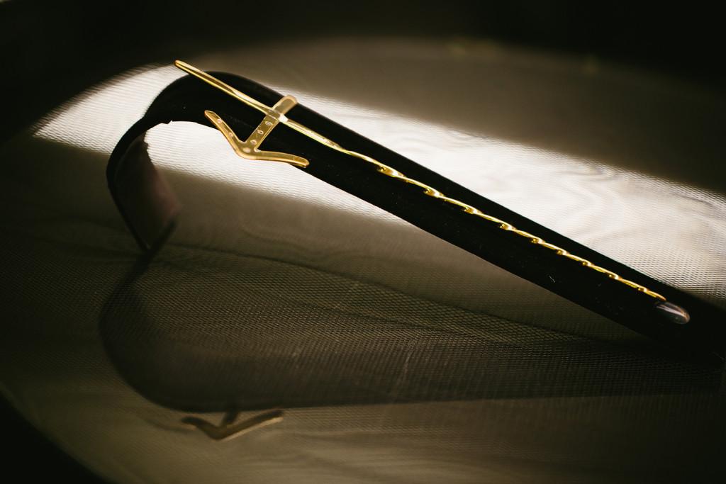 gioielli per capelli Giorgio Gandola
