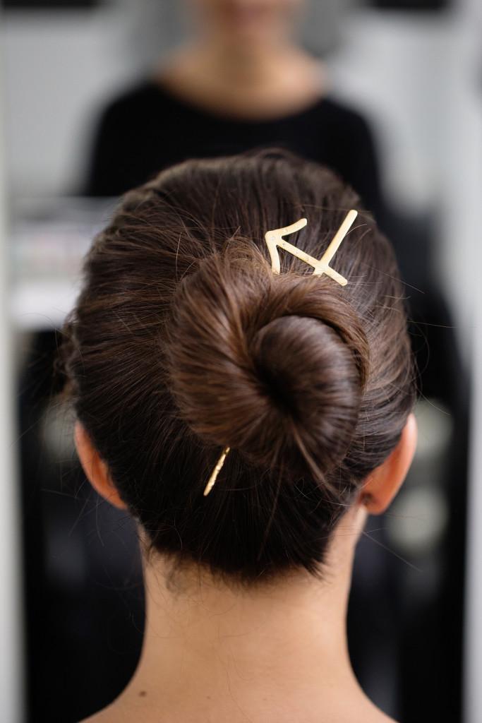 Gioiello capelli Gandola